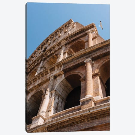 Roman Coliseum II Canvas Print #BTY1281} by Bethany Young Canvas Art Print