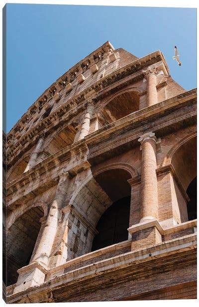 Roman Coliseum II Canvas Art Print