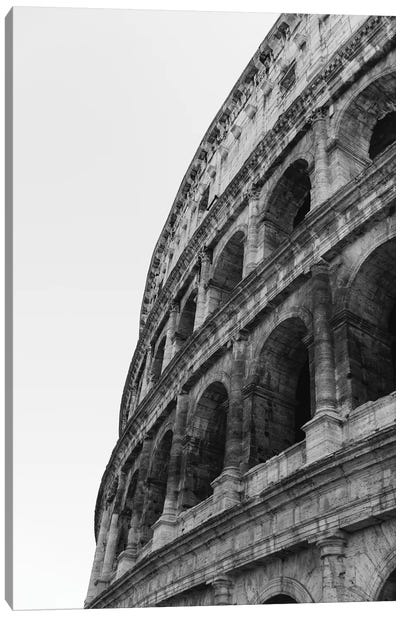 Roman Coliseum III Canvas Art Print
