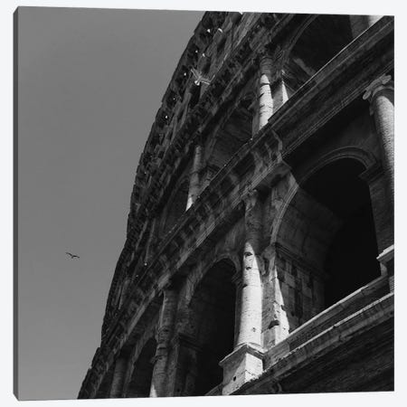 Roman Coliseum Canvas Print #BTY1284} by Bethany Young Canvas Art