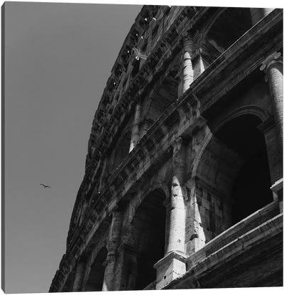 Roman Coliseum Canvas Art Print