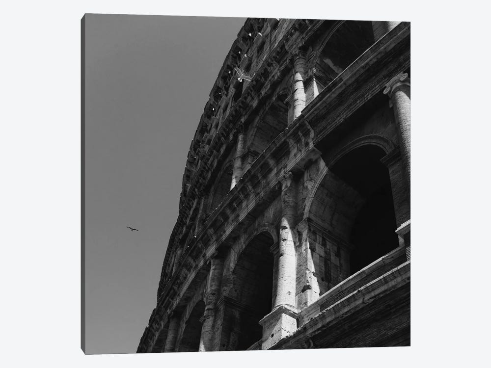 Roman Coliseum by Bethany Young 1-piece Canvas Artwork