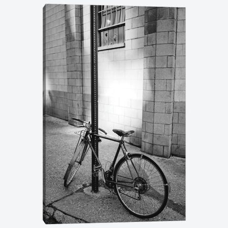 Brooklyn Bike Canvas Print #BTY128} by Bethany Young Canvas Art