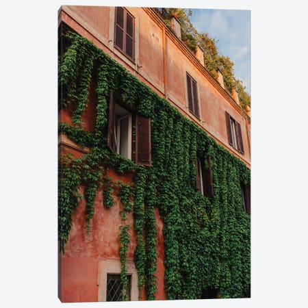 Roman Architecture IX Canvas Print #BTY1291} by Bethany Young Canvas Art