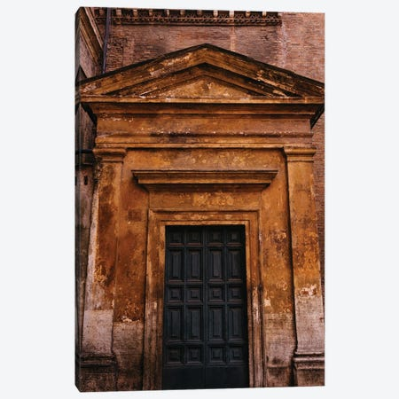 Roman Door XXII Canvas Print #BTY1292} by Bethany Young Canvas Artwork