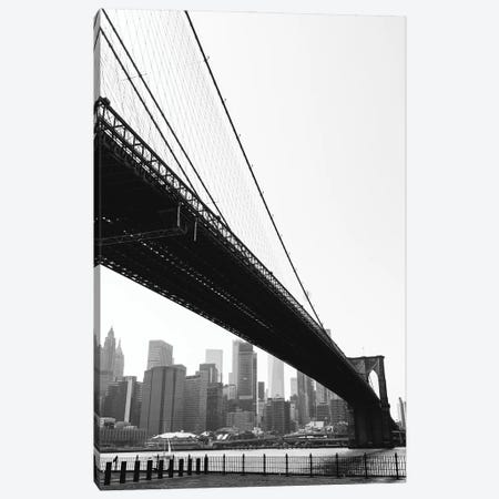 Brooklyn View II Canvas Print #BTY1302} by Bethany Young Canvas Artwork