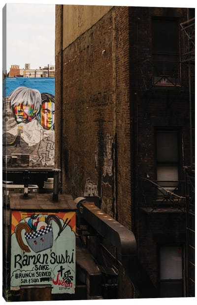 Highline View VIII Canvas Art Print