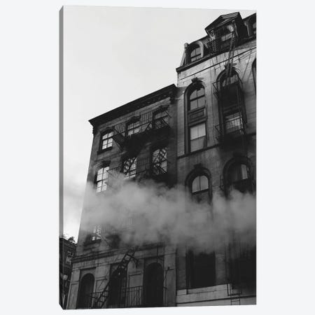 Manhattan Steam II Canvas Print #BTY1316} by Bethany Young Canvas Wall Art