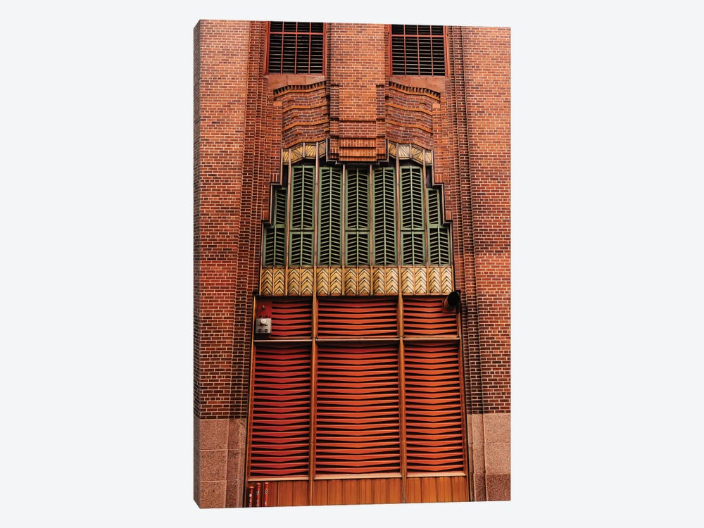 Tribeca Architecture by Bethany Young 1-piece Canvas Wall Art