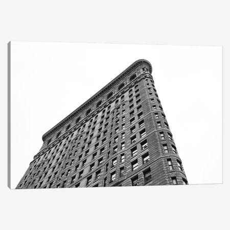 Flatiron Rainy Day IV Canvas Print #BTY131} by Bethany Young Art Print