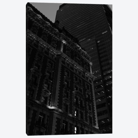 Manhattan Architecture II Canvas Print #BTY1333} by Bethany Young Canvas Art Print