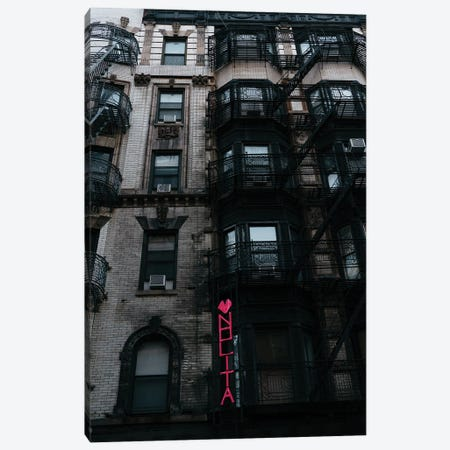 Nolita II Canvas Print #BTY1340} by Bethany Young Canvas Wall Art