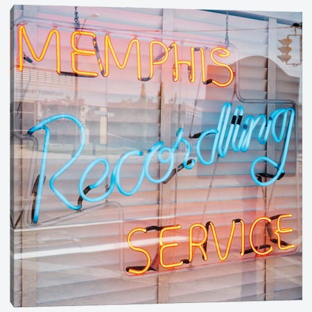 Sun Studio Canvas Print #BTY1343} by Bethany Young Canvas Art