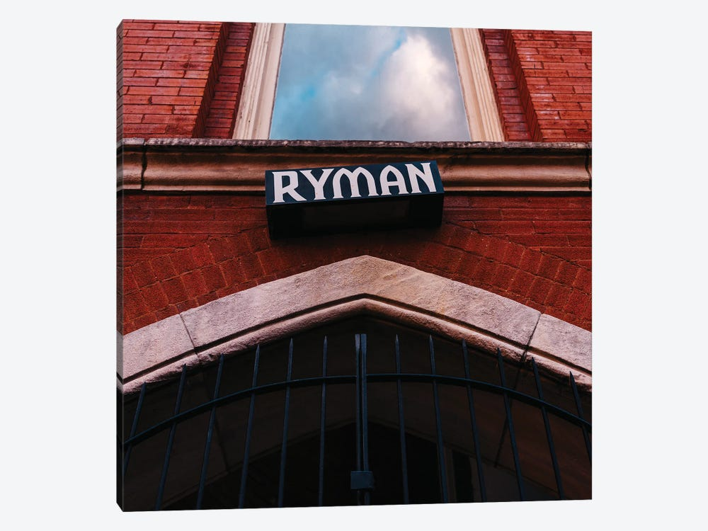 The Ryman by Bethany Young 1-piece Canvas Art Print