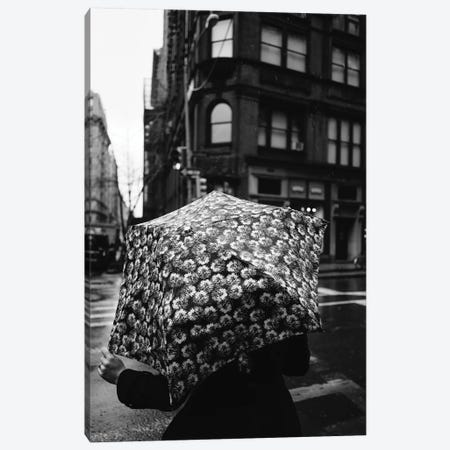 Rainy New York VI Canvas Print #BTY135} by Bethany Young Canvas Artwork