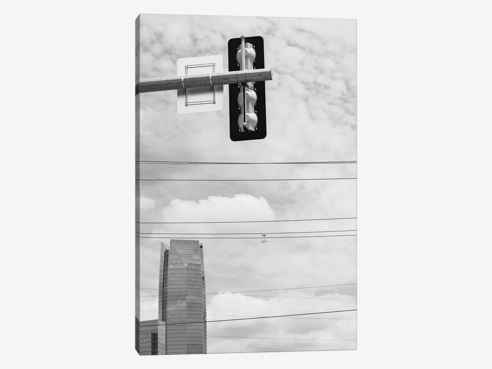 Downtown Okc by Bethany Young 1-piece Canvas Print