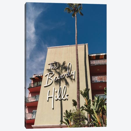 Beverly Hills Canvas Print #BTY13} by Bethany Young Art Print