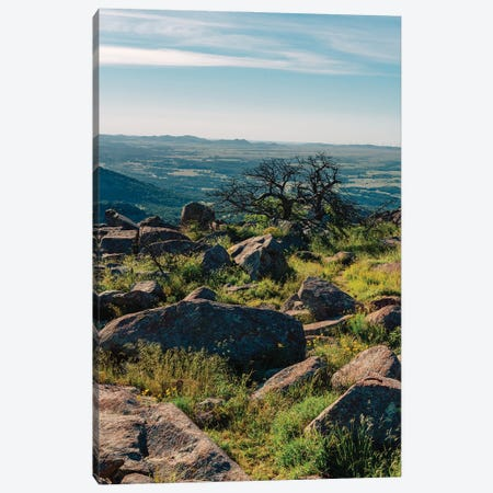 Wichita Mountains National Wildlife Refuge III Canvas Print #BTY1410} by Bethany Young Canvas Artwork