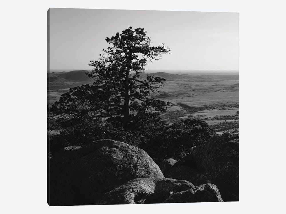 Wichita Mountains National Wildlife Refuge by Bethany Young 1-piece Canvas Artwork