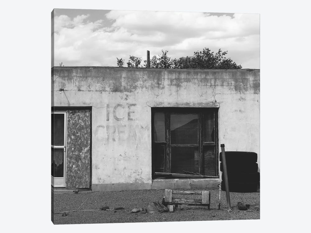 New Mexico Ice Cream II by Bethany Young 1-piece Art Print