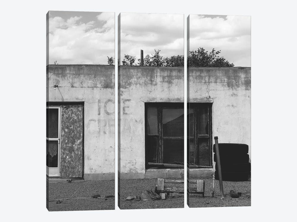 New Mexico Ice Cream II by Bethany Young 3-piece Art Print