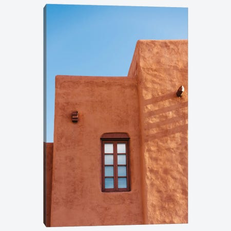 Santa Fe Architecture II Canvas Print #BTY1418} by Bethany Young Canvas Wall Art
