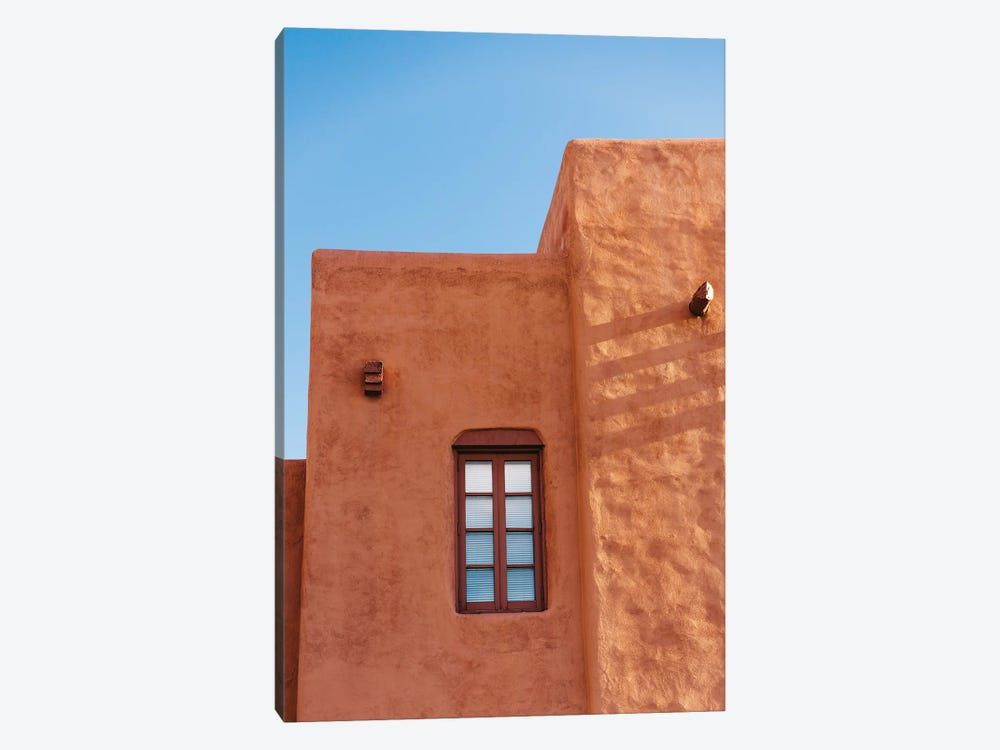 Santa Fe Architecture II by Bethany Young 1-piece Canvas Print