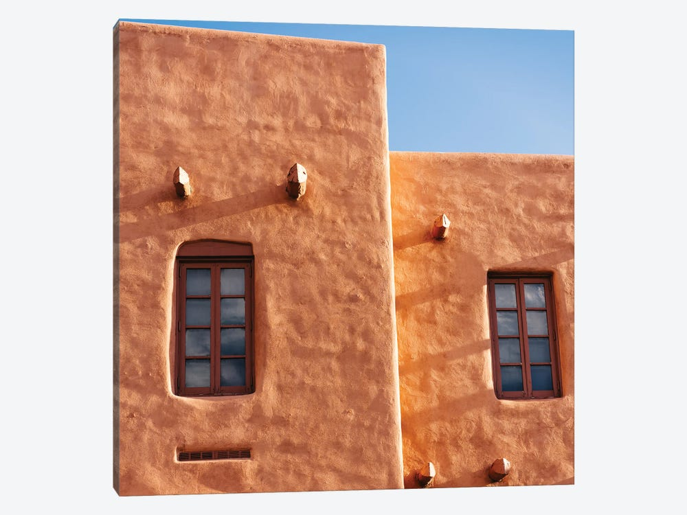 Santa Fe Architecture III by Bethany Young 1-piece Canvas Art