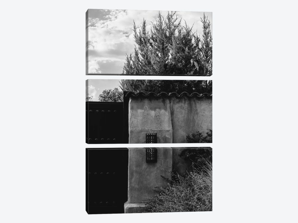 Santa Fe Architecture XI by Bethany Young 3-piece Canvas Print