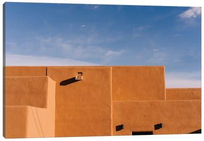Santa Fe Architecture XIII Canvas Art Print