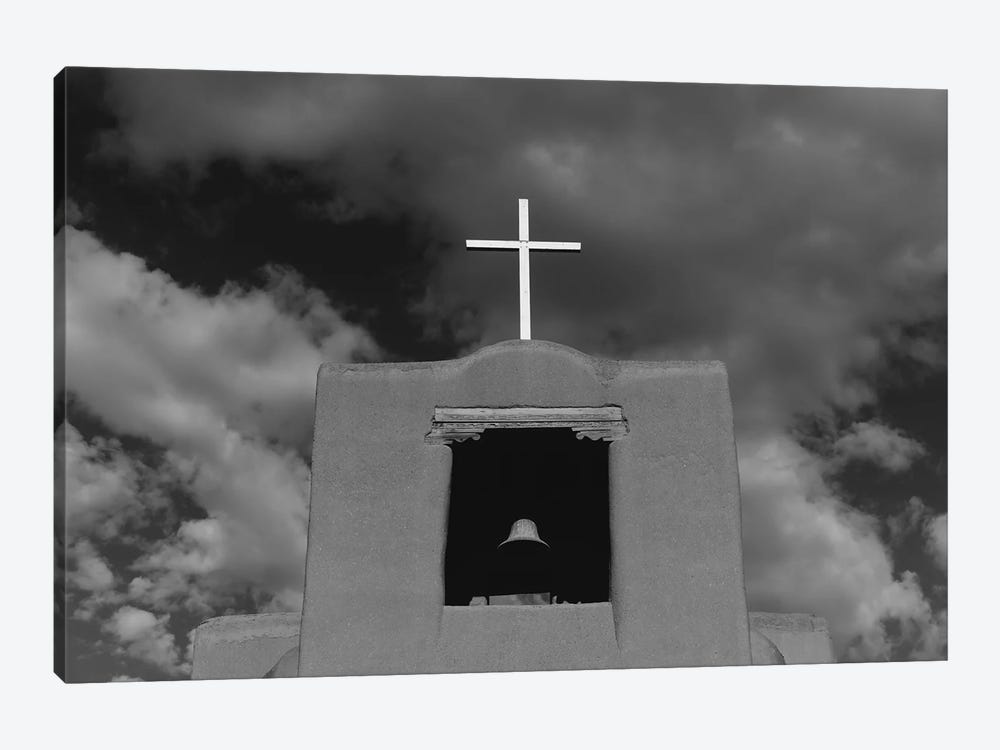 Santa Fe's San Miguel Chapel II by Bethany Young 1-piece Canvas Art