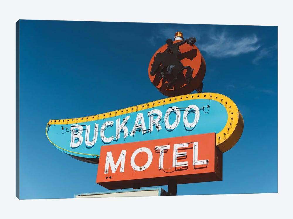 Buckaroo Motel by Bethany Young 1-piece Canvas Art