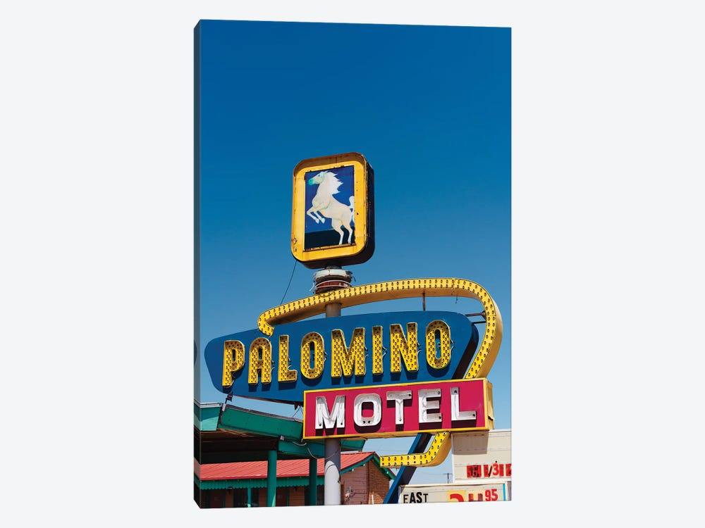 Palomino Motel II by Bethany Young 1-piece Art Print