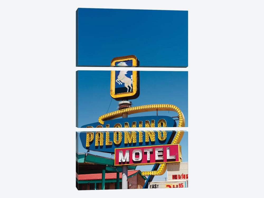 Palomino Motel II by Bethany Young 3-piece Canvas Print