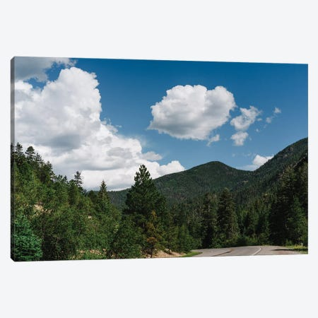 Enchanted Circle Scenic Byway Canvas Print #BTY1457} by Bethany Young Canvas Print
