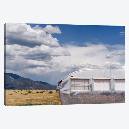 New Mexico Airstream IV Canvas Print #BTY1460} by Bethany Young Canvas Art Print