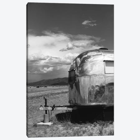 New Mexico Airstream V Canvas Print #BTY1462} by Bethany Young Art Print