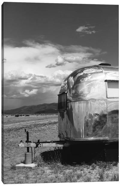 New Mexico Airstream V Canvas Art Print