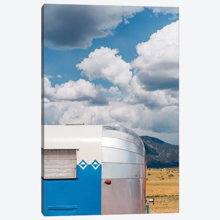 New Mexico Airstream VI Canvas Print #BTY1463} by Bethany Young Art Print