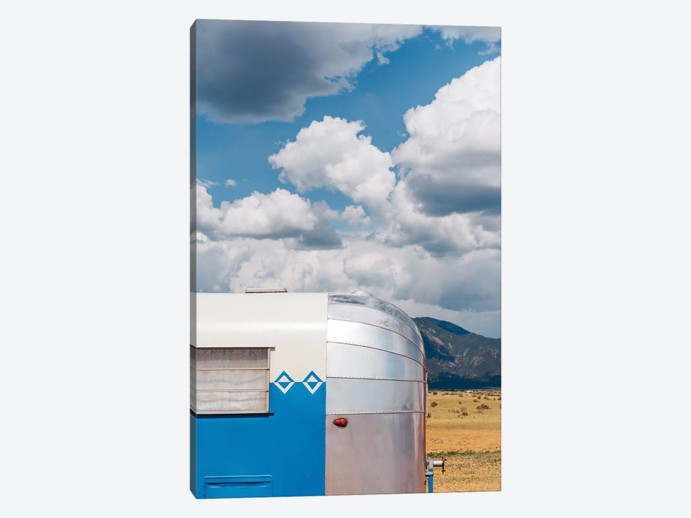 New Mexico Airstream VI by Bethany Young 1-piece Canvas Art Print