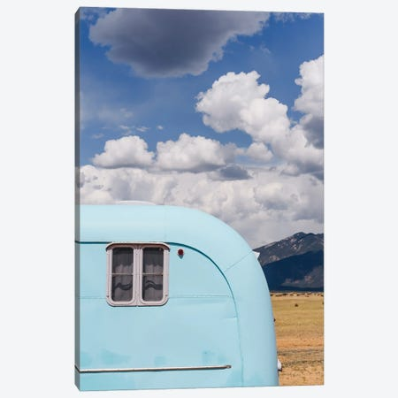 New Mexico Airstream VIII Canvas Print #BTY1465} by Bethany Young Canvas Art