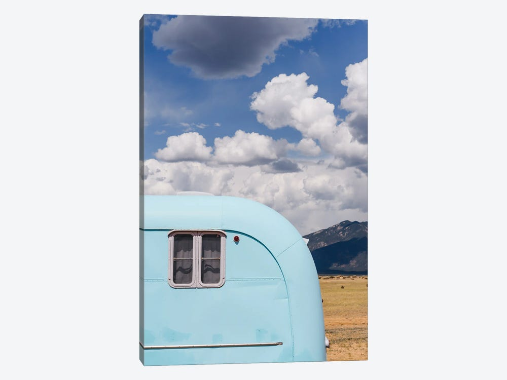 New Mexico Airstream VIII by Bethany Young 1-piece Canvas Art Print