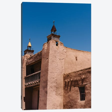 New Mexico Mission Canvas Print #BTY1468} by Bethany Young Canvas Art Print