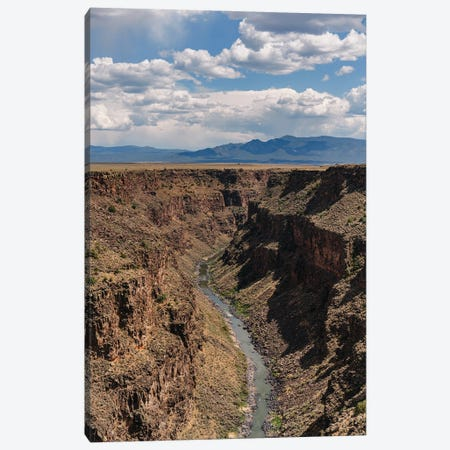 Rio Grande Gorge II Canvas Print #BTY1469} by Bethany Young Canvas Art Print