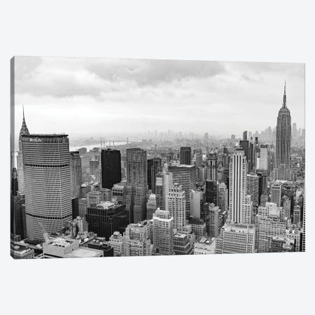 New York State of Mind VI Canvas Print #BTY146} by Bethany Young Art Print