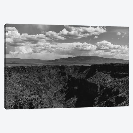 Rio Grande Gorge III Canvas Print #BTY1470} by Bethany Young Canvas Wall Art