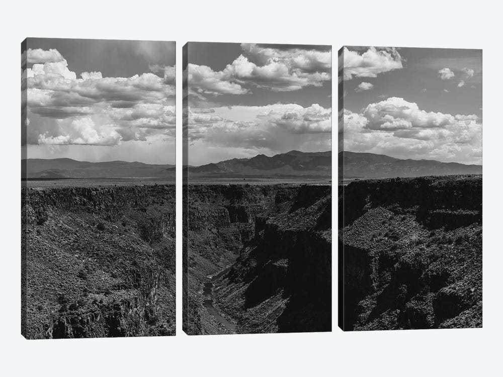 Rio Grande Gorge III by Bethany Young 3-piece Art Print