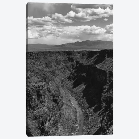 Rio Grande Gorge IV Canvas Print #BTY1471} by Bethany Young Canvas Artwork