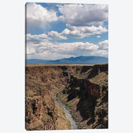 Rio Grande Gorge V Canvas Print #BTY1473} by Bethany Young Canvas Art