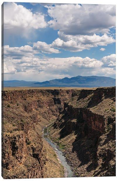 Rio Grande Gorge V Canvas Art Print